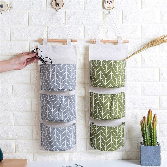 Eco-friendly Wall Hanging Organizer