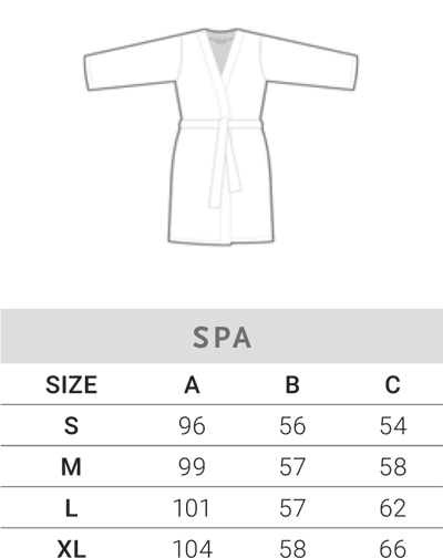 Abyss Spa Robe