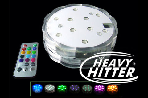 LED Light with Wireless Remote Control - Hookah Junkie