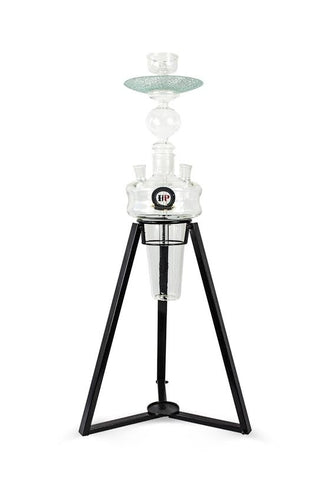 Hookah Planet Tower Glass Hookah - Hookah Junkie