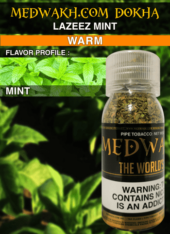 Lazeez Mint Warm Dokha