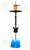 SQUARE SMOKE ADVANCED HOOKAH SYSTEM - STARFOX 051 - Hookah Junkie