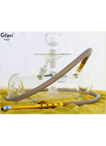 Gilani Crystal Tank Set