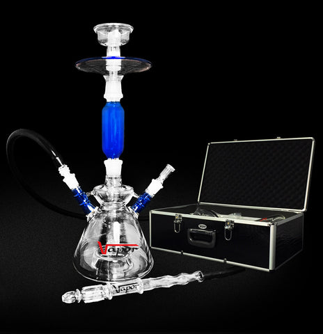 The Flare Glass Hookah - Hookah Junkie