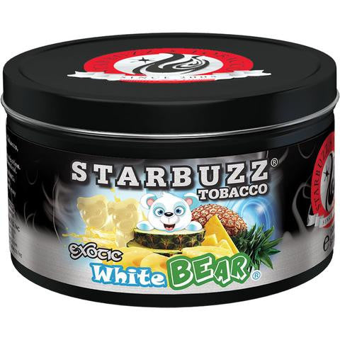 starbuzz white bear