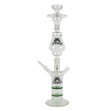Zahrah All Glass Hookah (Z5)