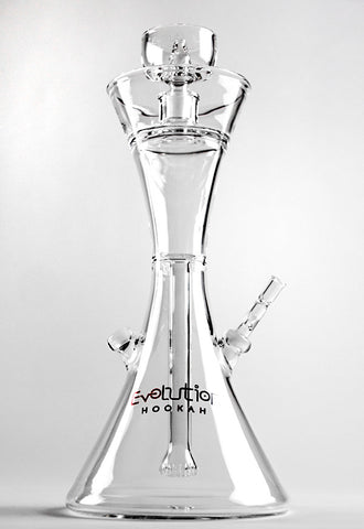 Evolution Bella Glass Hookah - Hookah Junkie