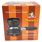 Pharaoh's Electric Charcoal Heater - Hookah Junkie