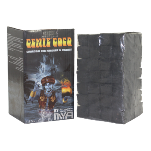 MYA Coco Genie Charcoal Large Box