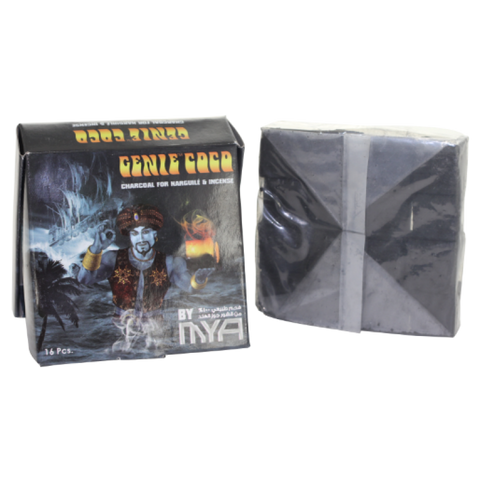 MYA Coco Genie Charcoal - Small Box