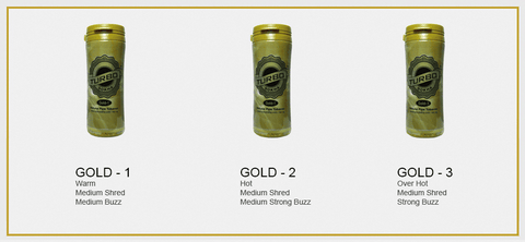 Turbo Dokha Gold