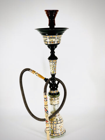 Mother of Pearl 2019 Edition Black - Hookah Junkie
