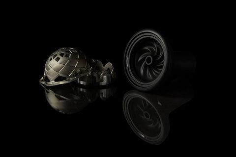 Kaloud Samsaris Niris High-Heat Bowl for Lotus II - Hookah Junkie