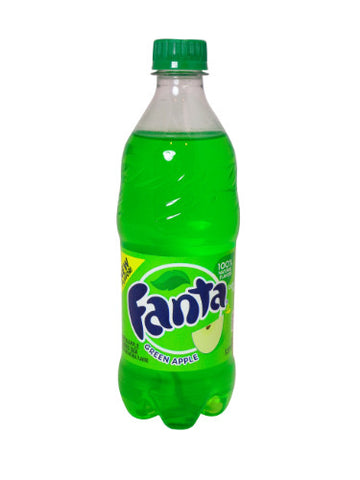 Fanta Green Apple - Hookah Junkie