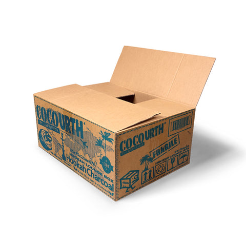 CocoUrth Cube  Lounge Box 10kg - Hookah Junkie