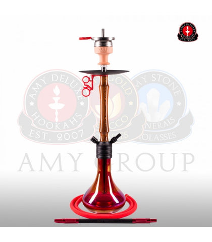 Amy Deluxe Jungle Hookah - Hookah Junkie
