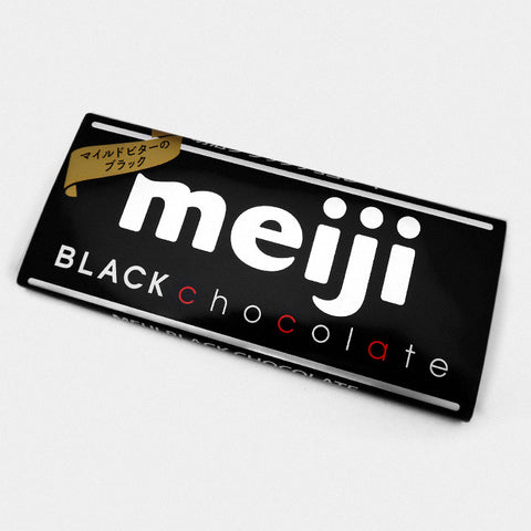Meiji Dark Chocolate