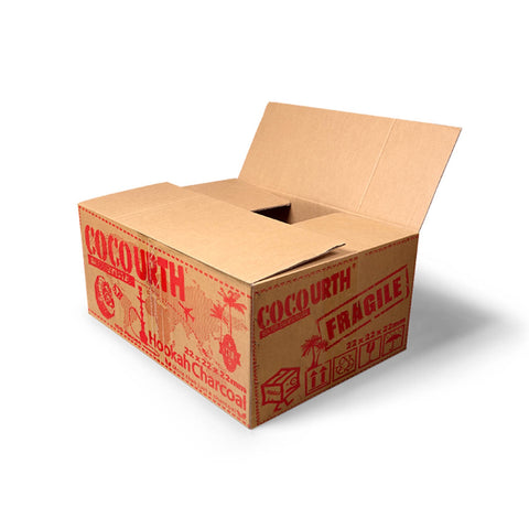 CocoUrth Big Cube  Lounge Box 10kg - Hookah Junkie