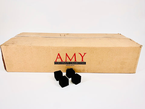 Amy Coconut Charcoal Lounge 10 kilos