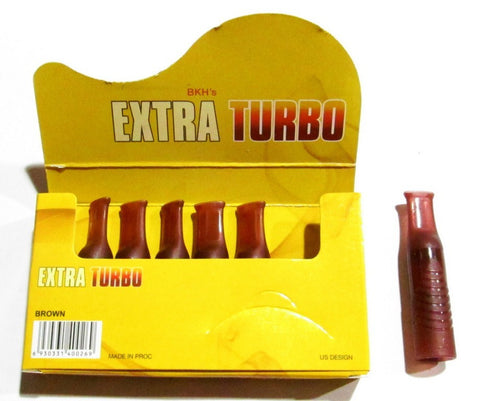 EXTRA TURBO BROWN PCS - Hookah Junkie