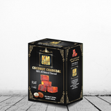KM COCO COCONUT CHARCOAL 72 PIECES