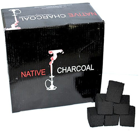 Native Charcoal 108pcs - Hookah Junkie