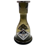 Pharaoh's Ra Glass Base - Hookah Junkie