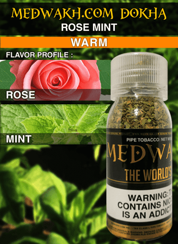 Rose Mint Warm Dokha