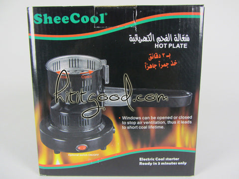 SheeCool Electric Coco Burner