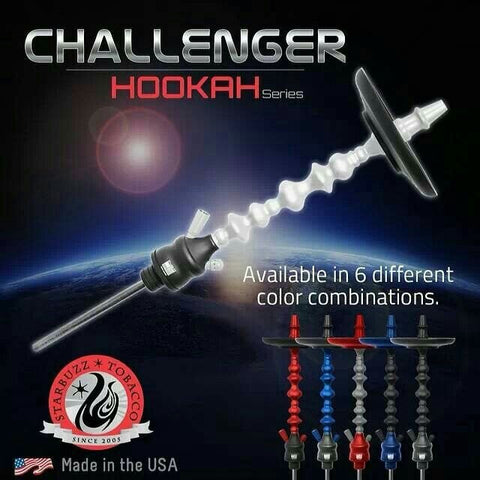 Starbuzz Challenger American Made Hookah