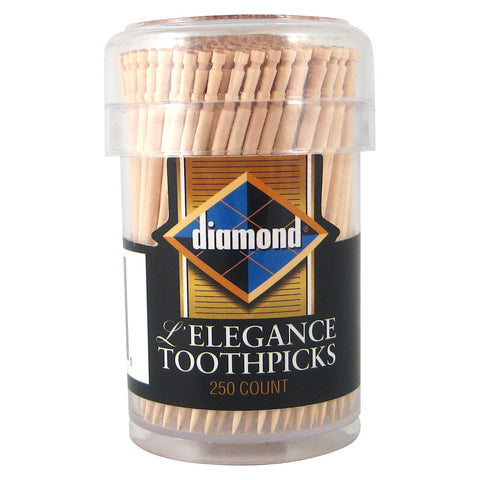 Diamond® L'Elegance Disposable Foil Poker's - 250ct