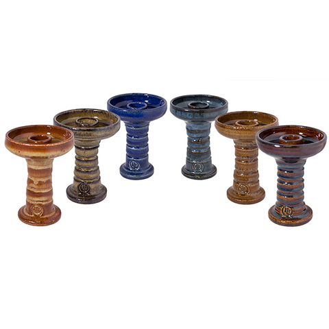 WIDE GAUGE HARMONY HOOKAH BOWL