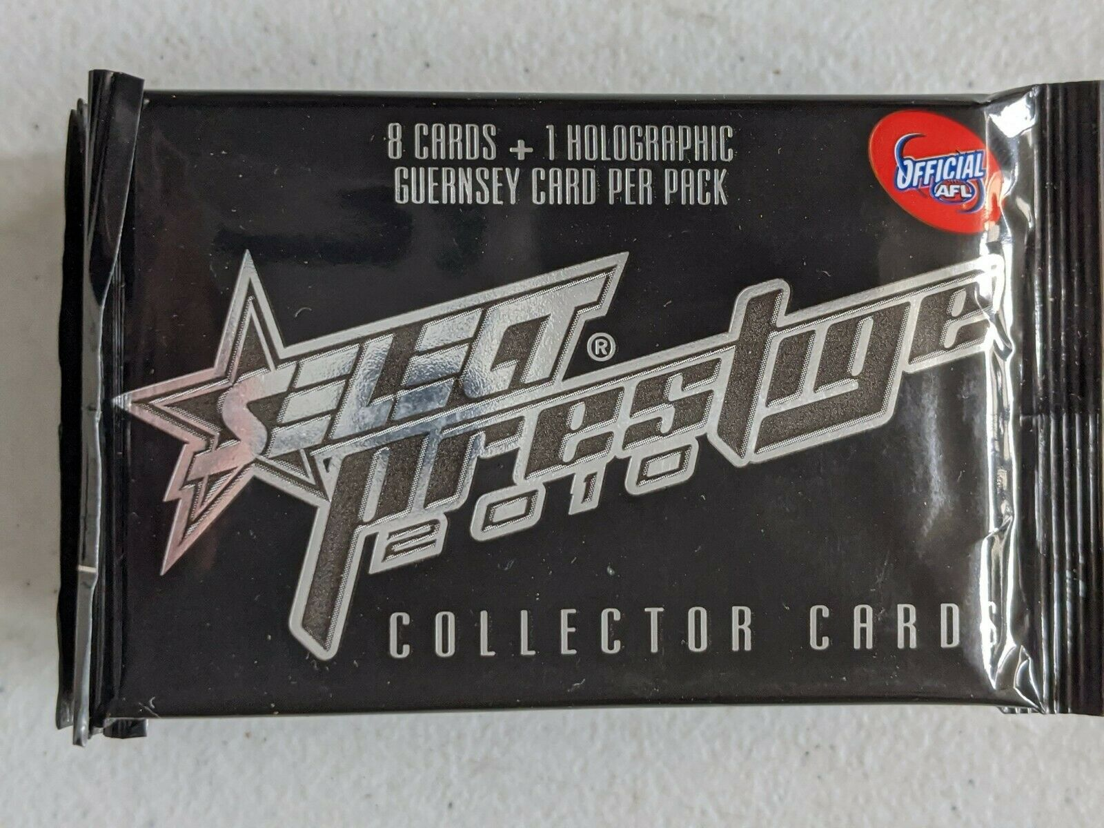 10 x 2010 AFL Select Prestige Trading Cards Sealed Loose Packs