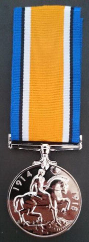 WWI British War Medal Replica
