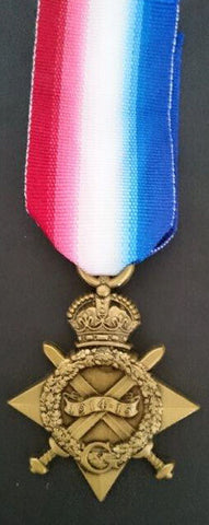 WWI 1914-15 Star Replica Medal