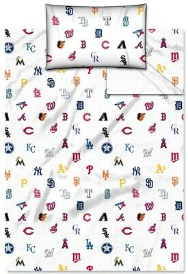 Northwest MLB Multi Team Logos Full Sheet Set ALL TEAMS