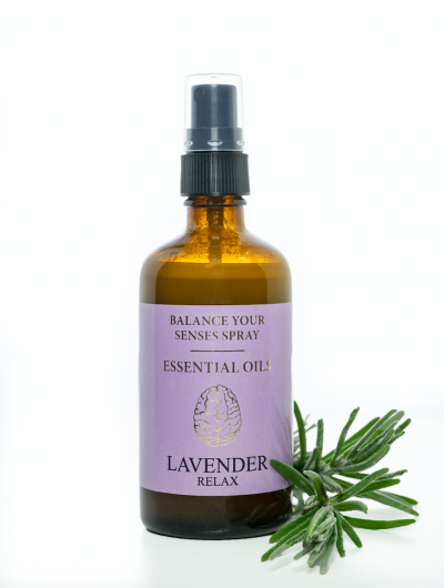 Balance your senses spray lavender