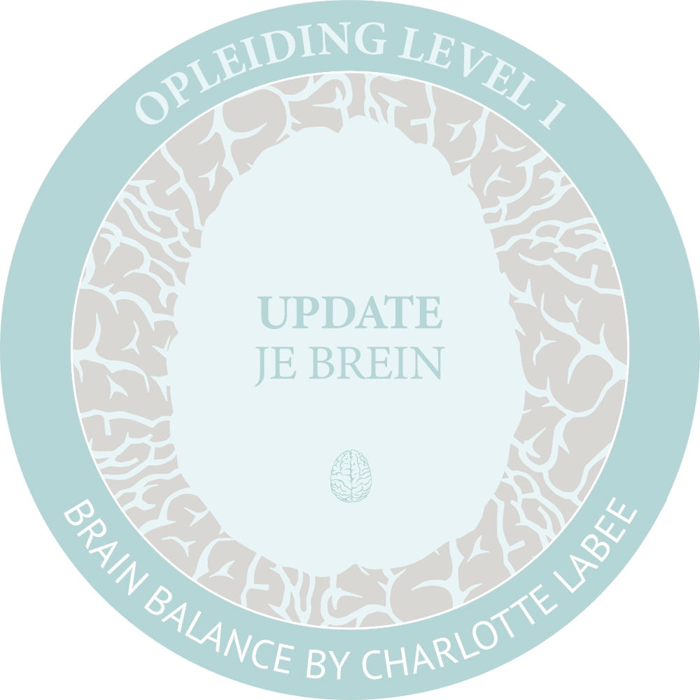 Level 1 'Update je brein' 2021/2022 - Betaal in 1 keer