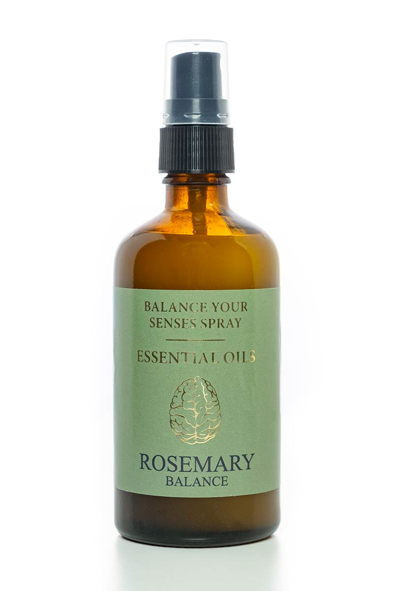 Balance your senses spray rosemary