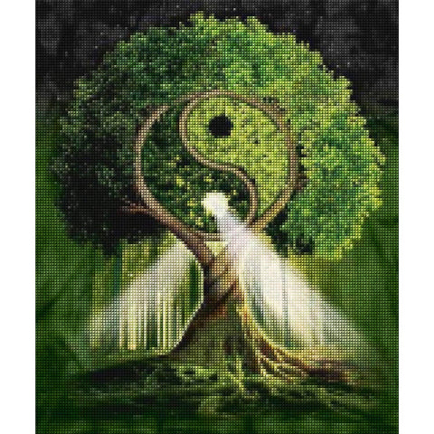 tree of life diamond painting