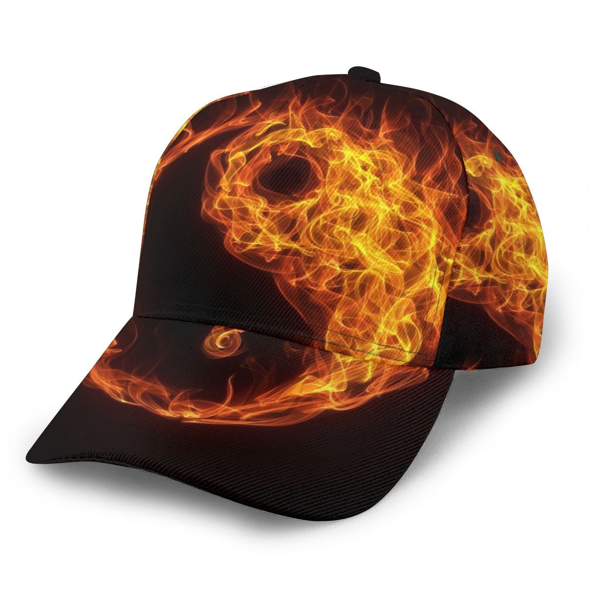 Black Hat on Fire