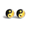 Earth Stud Earrings