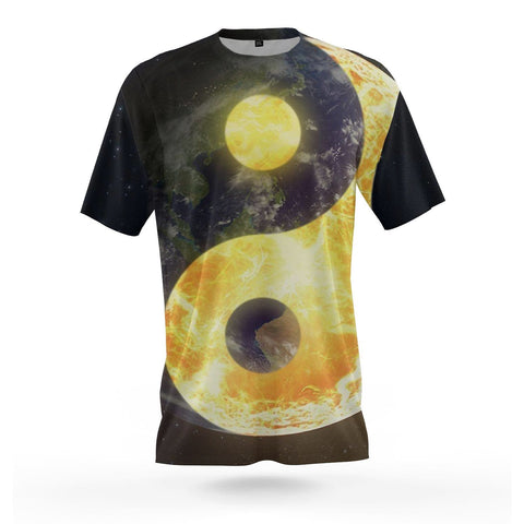 flat earth t shirt
