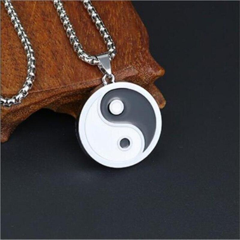 yin yang necklace meaning