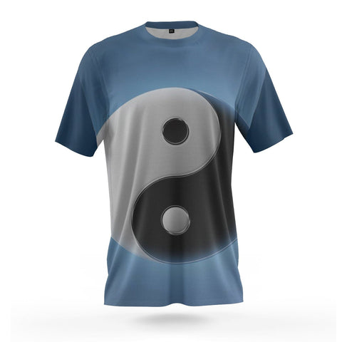 cheap yin yang t shirt