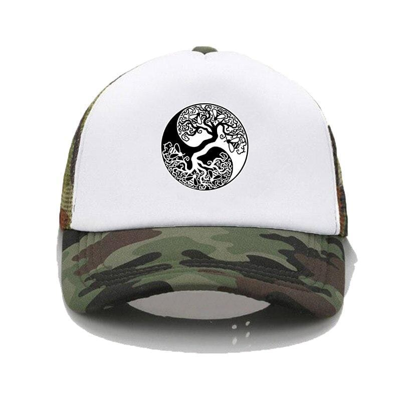 Yin Yang Hat<br> Tree of Life