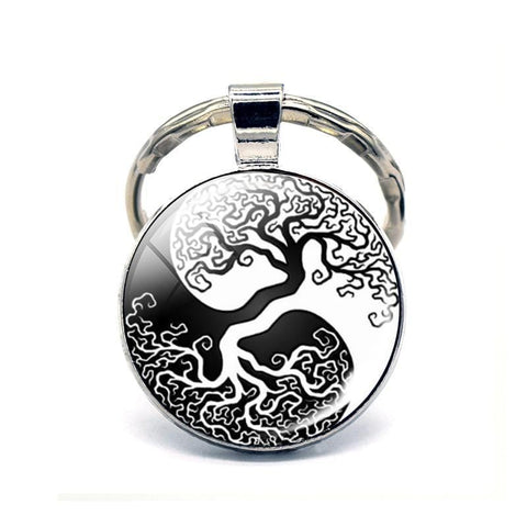 Tree of Life Keychain