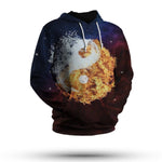 Water and Fire Hoodie