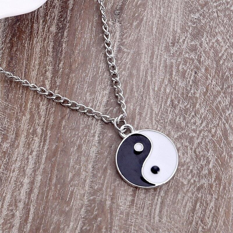 yin yang necklace amazon