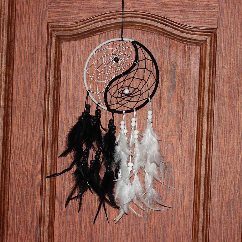 yin yang dream catcher diy